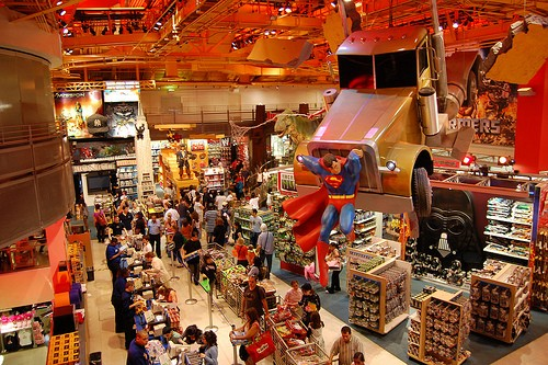 Photo Toys R'US Times Square