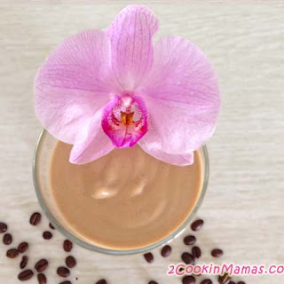 A Coffee Lovers Smoothie.