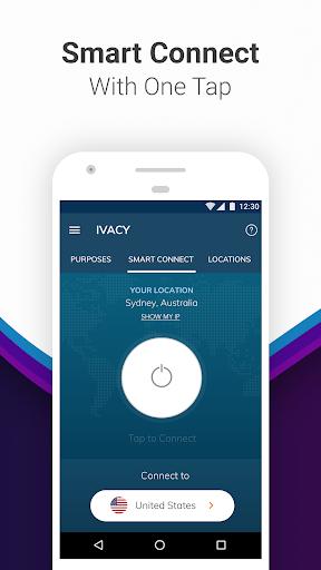 Ivacy VPN - Best Fast VPN 5.1.0 screenshots 2