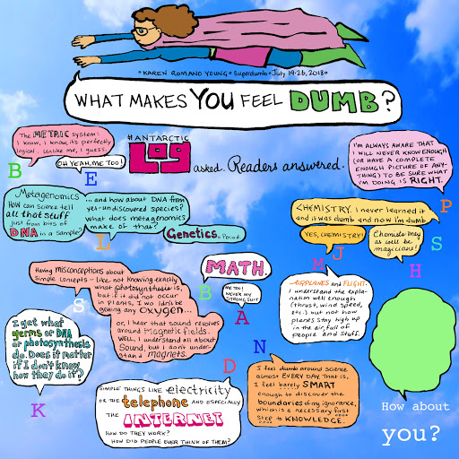 #AntarcticLog: Feeling Dumb and Doodling – My Superpowers