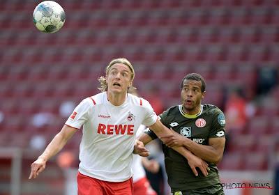 Bundesliga : Bornauw et Cologne s'effondrent dans le duel pour le maintien