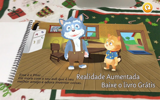 Livro Infantil Janela Mu00e1gica 1.2 screenshots {n} 9