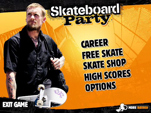 Mike V: Skateboard Party PRO  screenshots 11