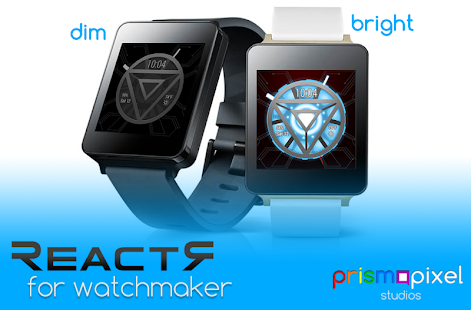 How to download ReactR for Watchmaker lastet apk for android