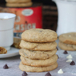 Coffee And Cream Chocolate Chip Cookies Recipe #chocolateparty