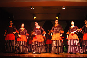 Photo: Turma de Dança Flamenca