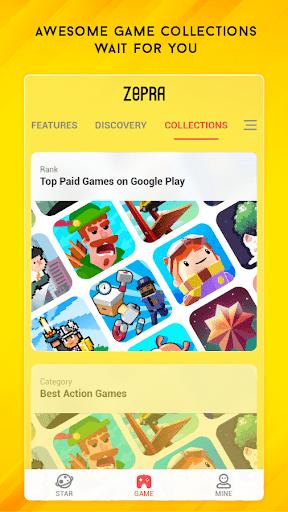 Zepra - Cloud Gaming Lounge 1.1.5.9 screenshots 6