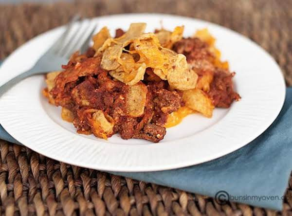 Chili Pie Casserole Recipe
