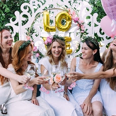 Wedding photographer Anna Sergeenko (anhenfeo). Photo of 15.06.2018