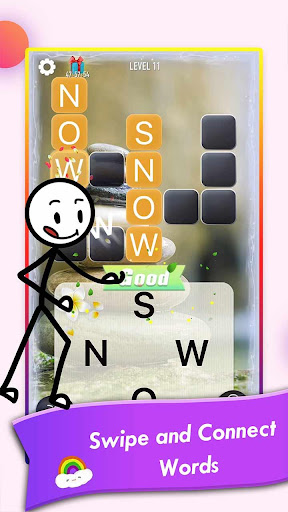 Word Crossy - A crossword game - screenshot