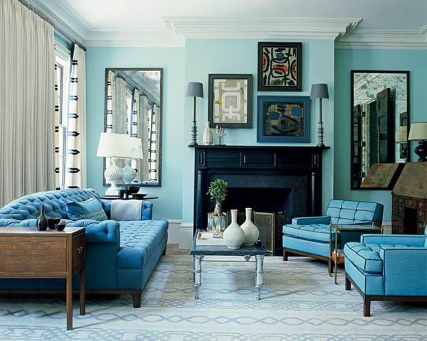 Để tạo nên một căn phòng khách đẹp, quý khách nên lựa chọn những màu sắc trung tính, cân đối và hài hòa với màu sơn tường, nền nhà