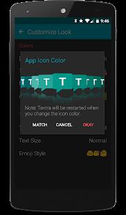 Textra SMS- screenshot thumbnail