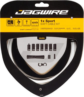 Jagwire 1x Sport Shift Cable Kit SRAM/Shimano alternate image 0
