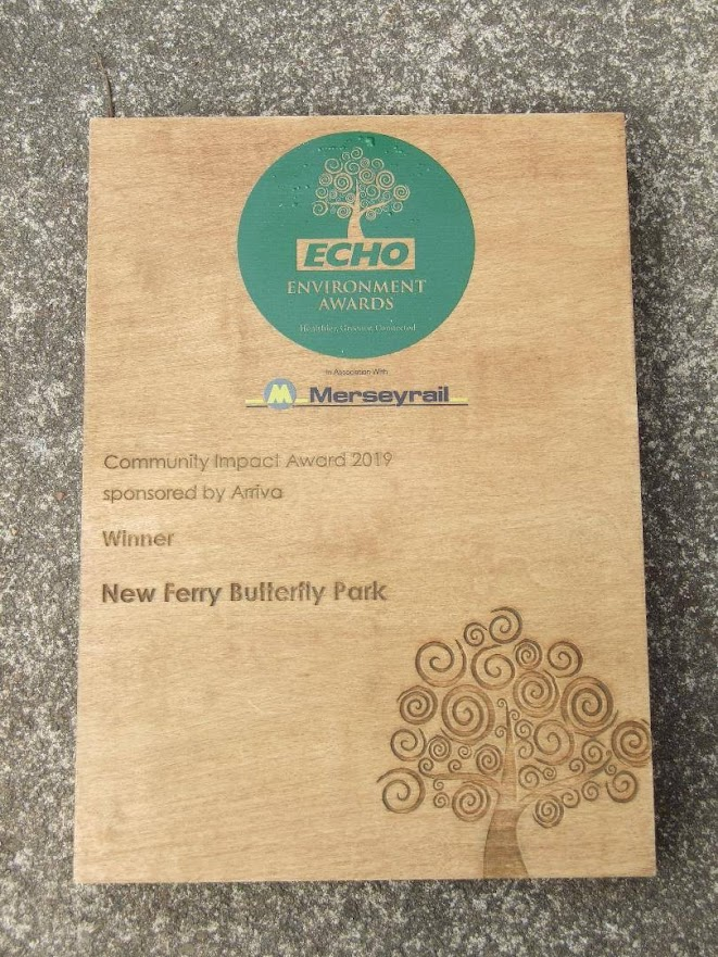 Liverpool Echo Environment Award. Photo: Hilary Ash