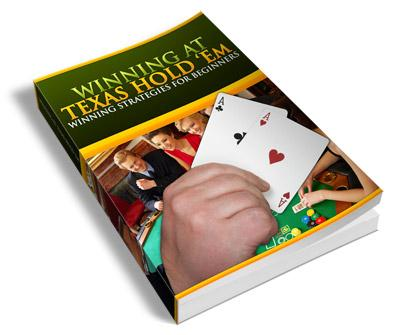 Winning at Texas Holdem -Ebook
