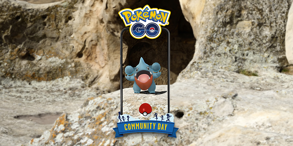 Gible Community Day is coming!