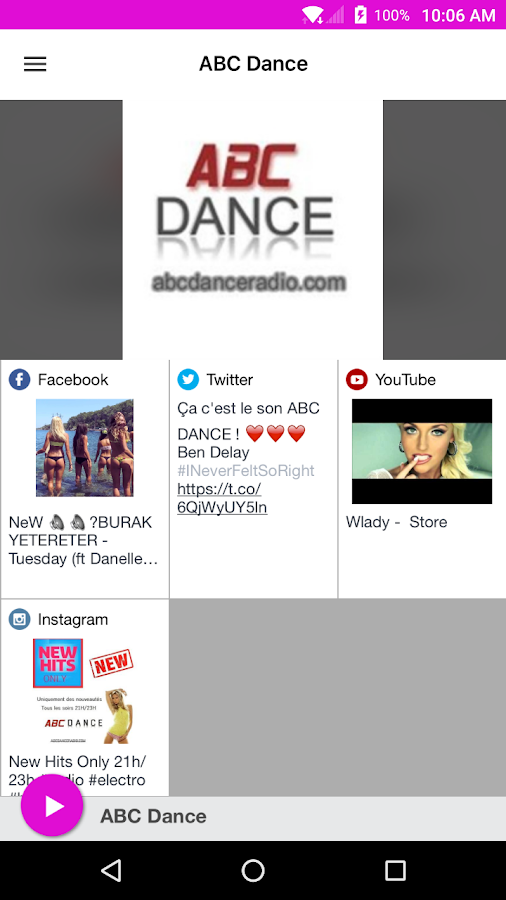 ABC Dance- screenshot