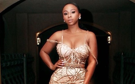 Boity deserves that best-dressed title.