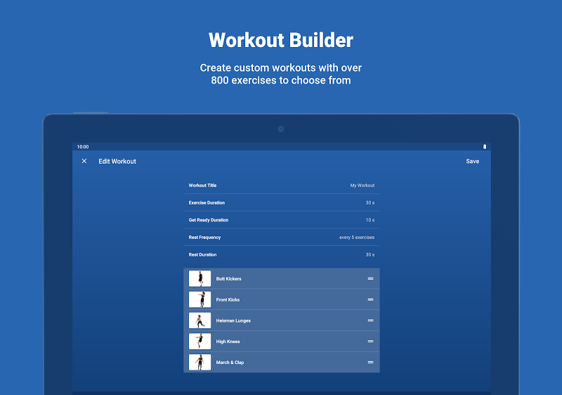 Fitify: Training, Workout Plan & Results App Screenshot 9