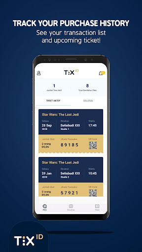 TIX ID 1.7.1 screenshots 7