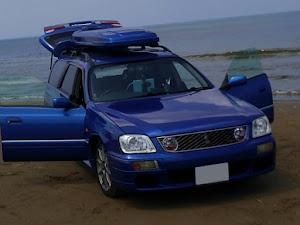 ステージア WGNC34 のカスタム事例画像 甲斐の浜省さんの2019年10月20日16:33の投稿