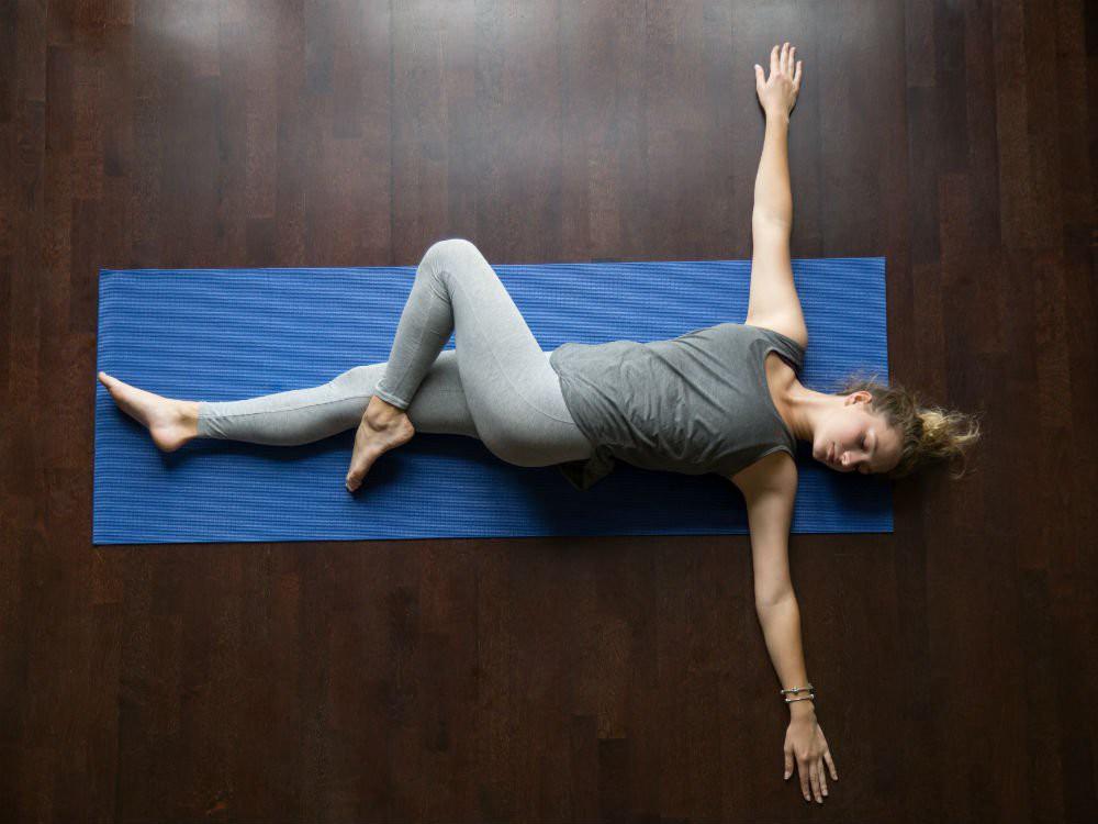 Những bài tập yoga giúp bạn ngủ ngon hơn