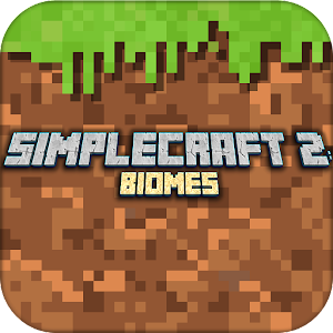 SimpleCraft 2: Biomes for PC and MAC