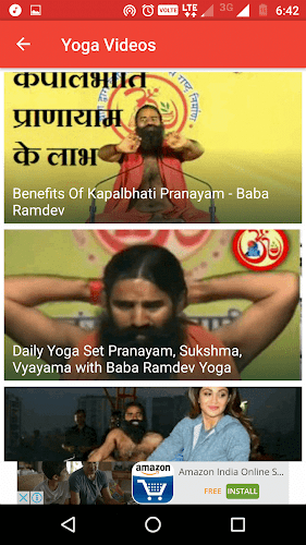 Download Yoga Videos : Baba Ramdev APK latest version App by