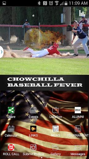 Chowchilla Redskins Baseball