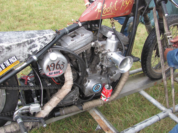 Harley Rocket Toys de Frankette.