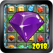 Jewels Deluxe 2018 - New Jewels Game