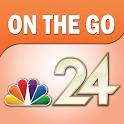 NBC 24 icon
