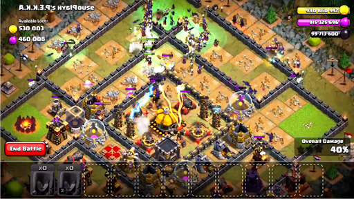 Cheat Clash Of Clans for PC