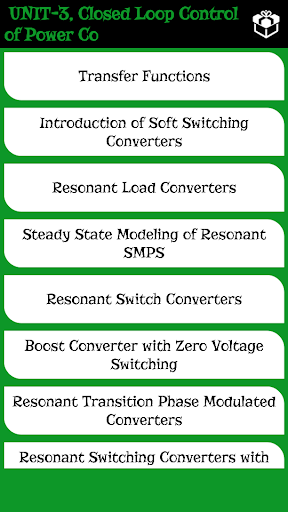 Switched Mode Power Conversion