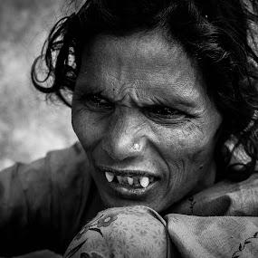 by Akhil Kalsh - People Portraits of Women