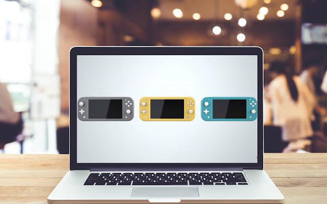 Nintendo Switch Lite HD Wallpapers Game Theme