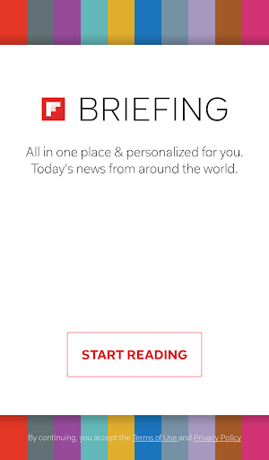 Briefing Appar (APK) gratis nedladdning för Android/PC/Windows screenshot