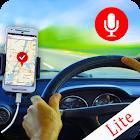 Voix GPS Directions de conduite - Lite icon