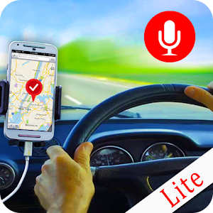 Voice GPS Driving Directions –Lite, GPS Navigation Online PC (Windows / MAC)