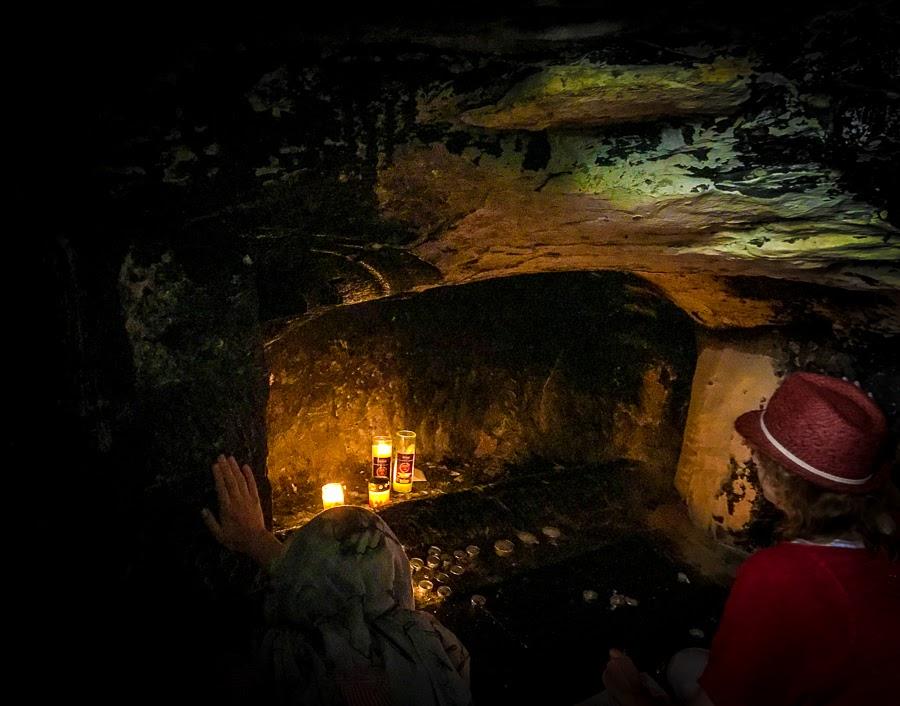 Экскурсия на могилы каббалистов в Цфат