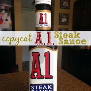 Garlic Balsamic Steak Sauce Recipes