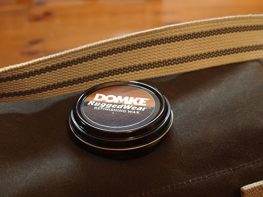 DOMKE F-6 WAXWEAR BROWN (700-60A)