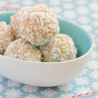 Coconut Snowballs.