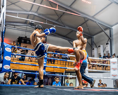 VIP Ticket to William Muay Thai Boxing Stadium in Ao Nang