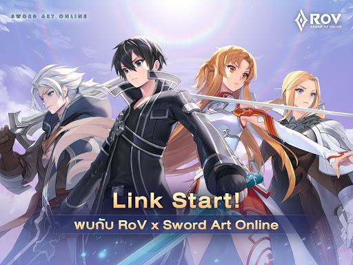 Garena RoV: Link Start 1.35.1.4 screenshots 15