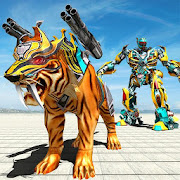 Real Robot Tiger Game – Tiger Robot Transforming