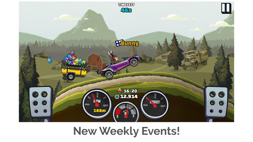 Hill Climb Racing 2 screenshots 5
