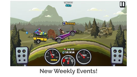 Hill Climb Racing 2 1.42.0 MOD APK (Unlimited Money) 5
