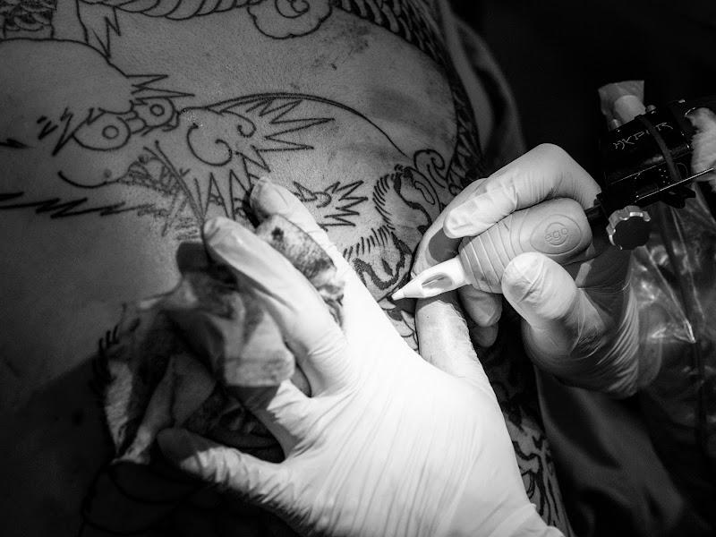 Il Tatuaggio di anija