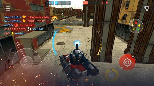 Tanki Online - PvP tank shooter filehippodl screenshot 7